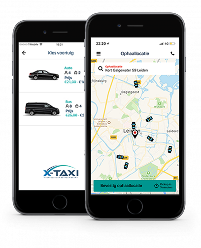 Download X-Taxi Leiden